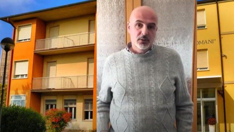Davide Nolli, familiare di un'Ospite