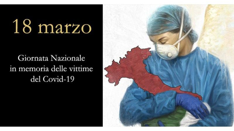 giornata nazionale vittime covid