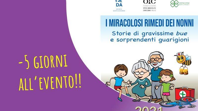 countdown Premio Civitas Vitae 2021